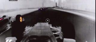 Formule 1 warmtebeeldcamera