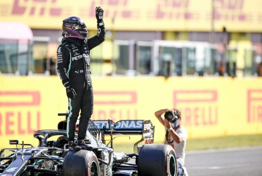 Hamilton vindt Bottas sneller
