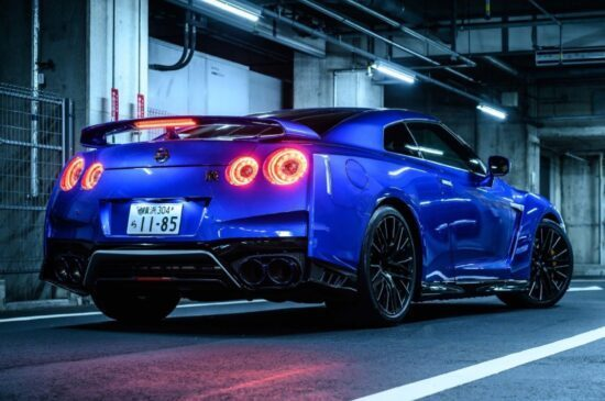 Nissan GT-R Final Edition
