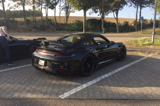 992 GT3 Touring Package