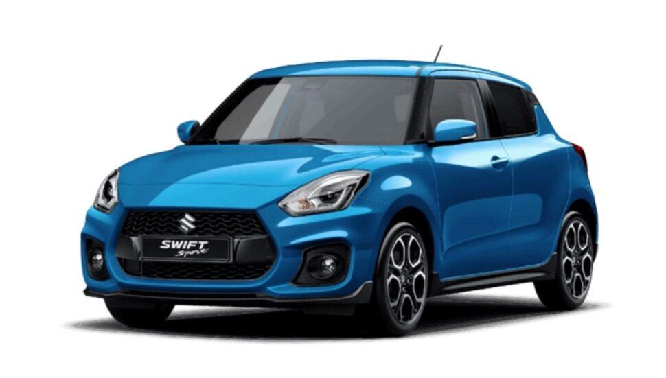 Seat Ibiza ecoTSI - concurrent: Suzuki Swift Sport