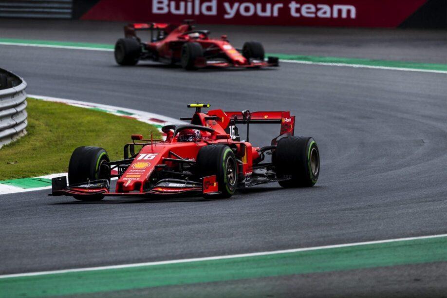 GP Italië 2020