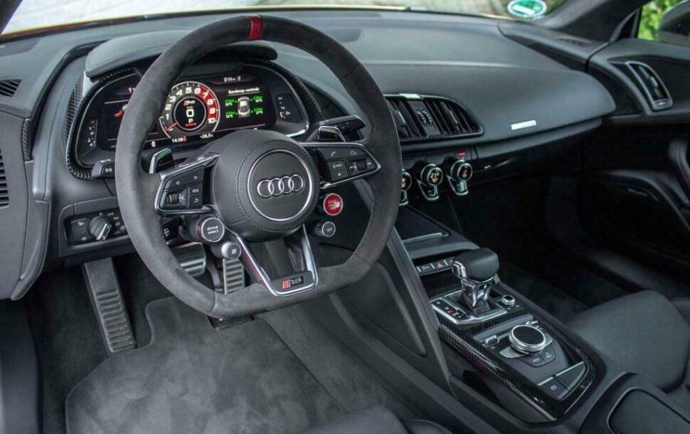 Audi R8 V10 Plus Performance Parts Edition