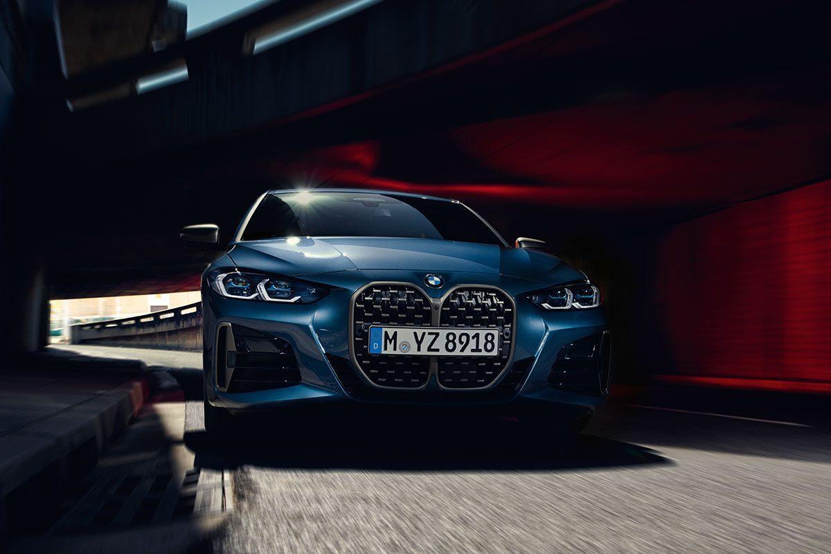 De BMW 4 Serie Coupé: meer dan alleen krachtig design!