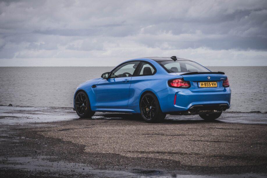 BMW M2 CS rijtest