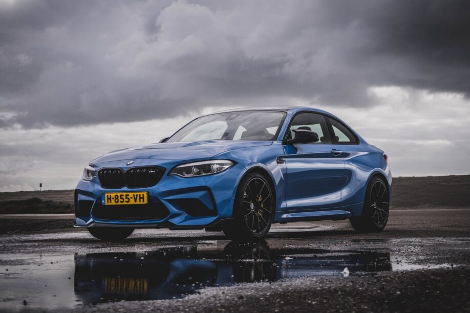 BMW M2 CS rijtest