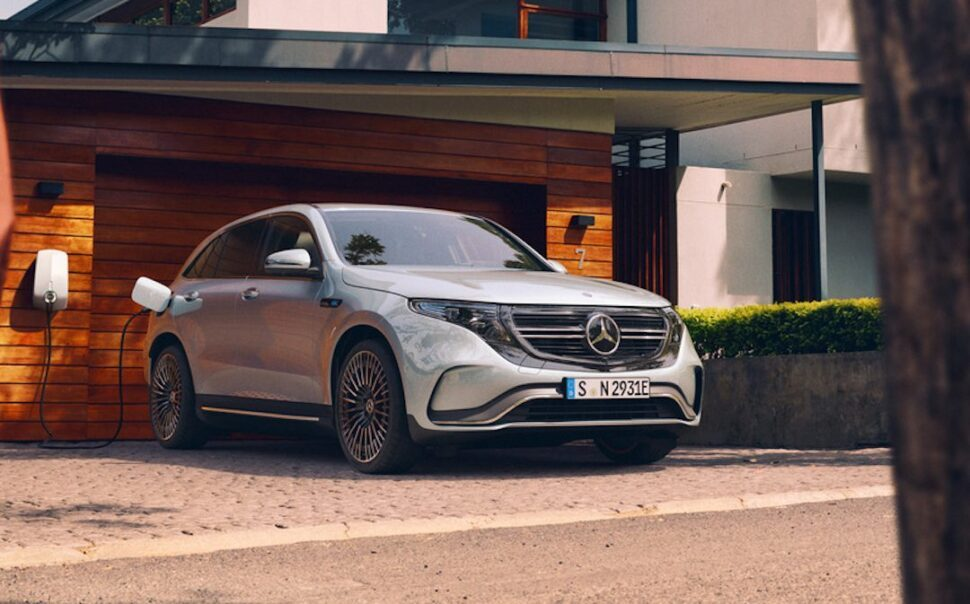 Mercedes-benz eq power