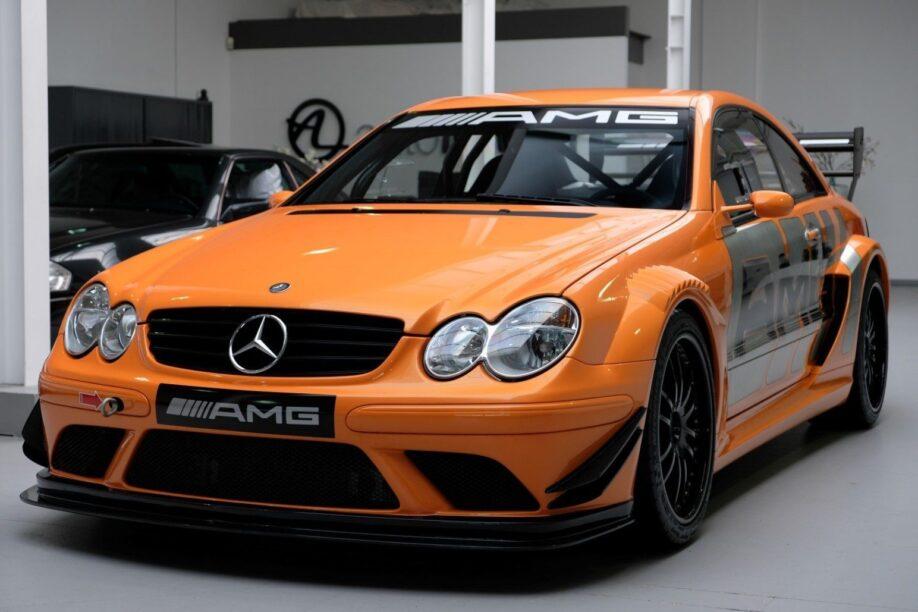 Mercedes CLK DTM P900