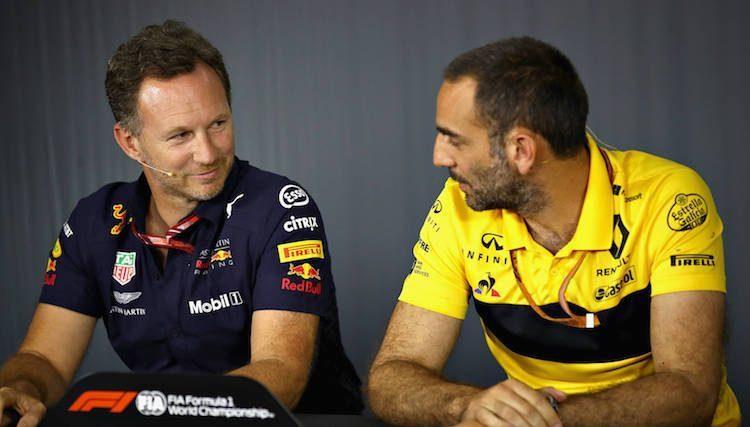 Red Bull en Renault