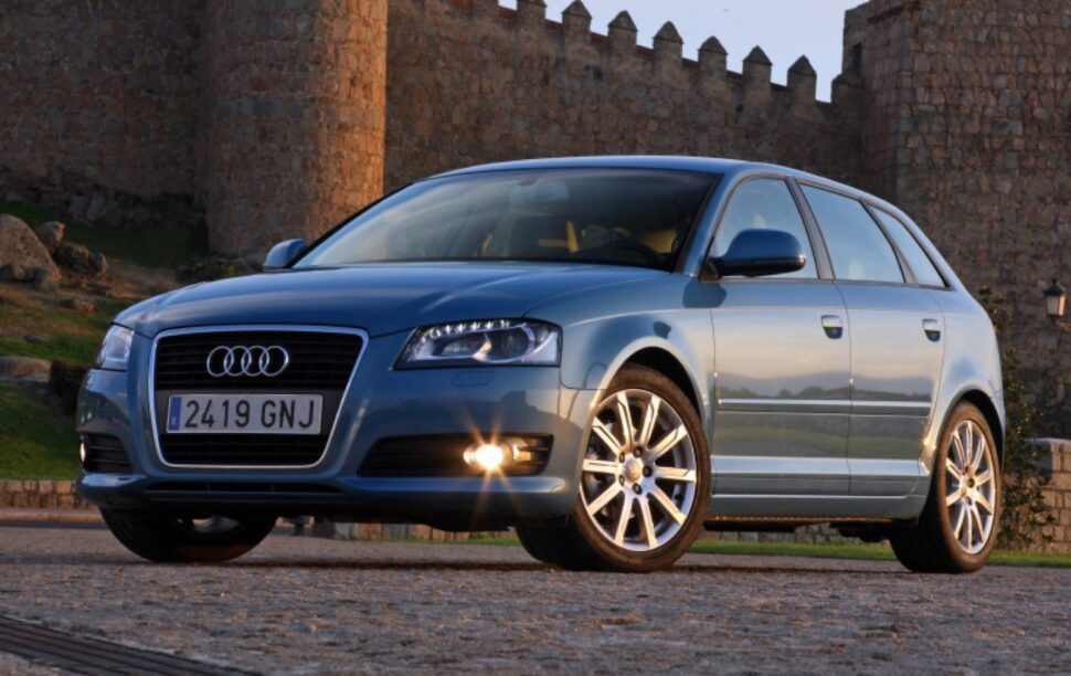 Current car: Audi A3