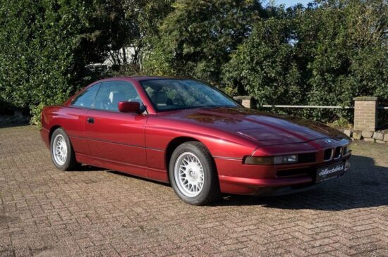 bmw 850i the collectables