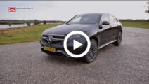 AB Video - Mercedes EQC afscheid duurtester
