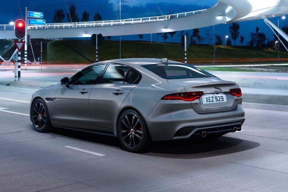 Jaguar XE heeft ook nieuws te melden