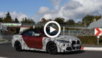 Video - BMW M4 Cabrio is gesnapt