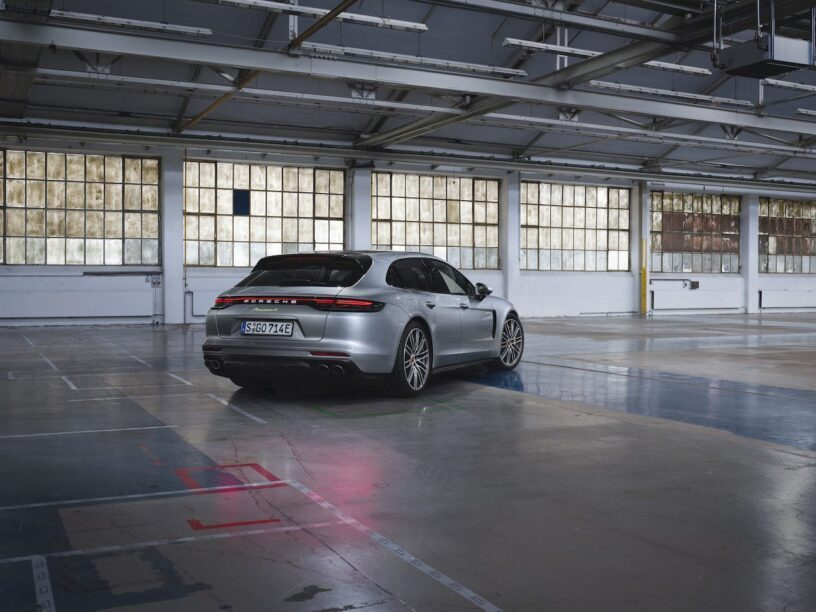 700 pk Porsche Panamera Turbo S E-Hybrid is hier