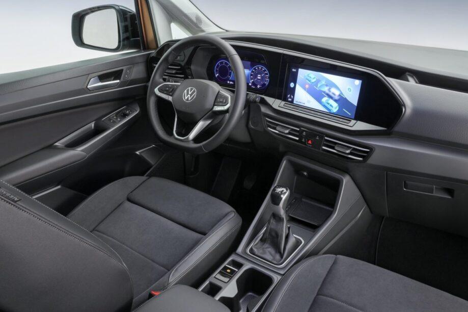 prijzen nieuwe Volkswagen Caddy