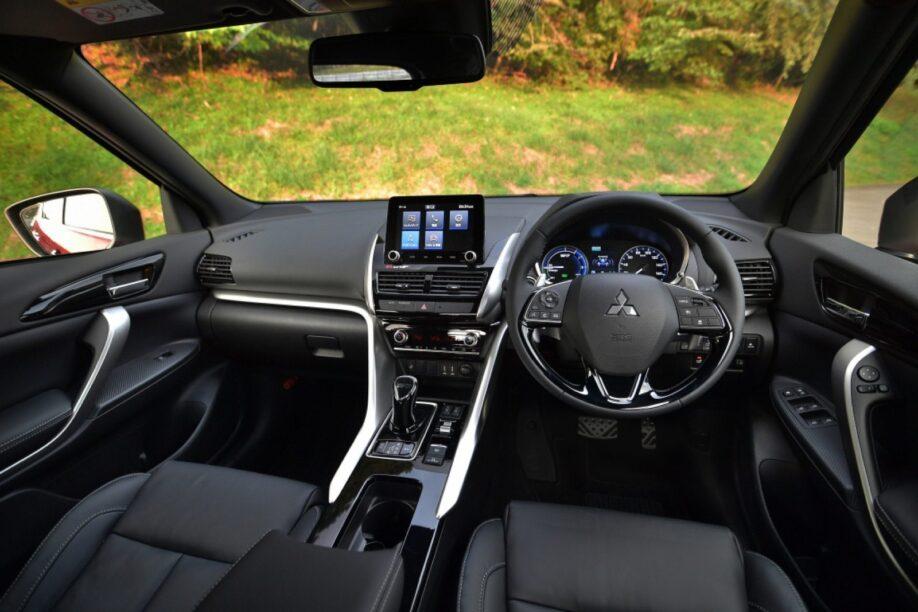 vernieuwde Mitsubishi Eclipse Cross