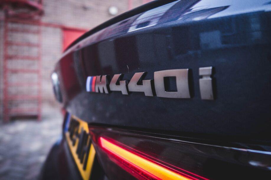 BMW M440i Coupe rijtest