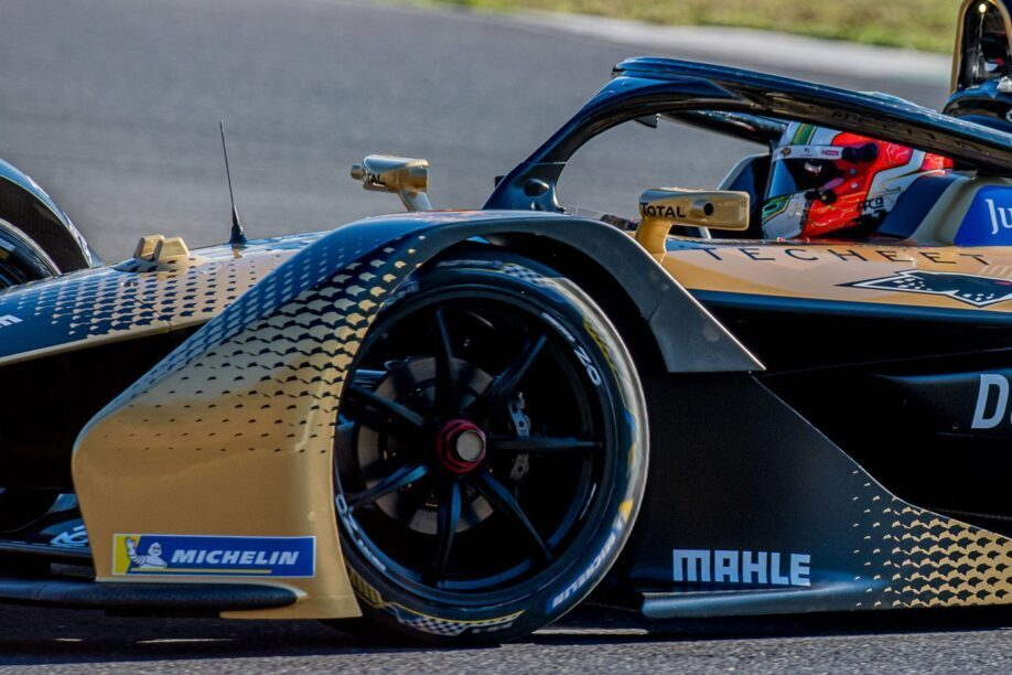 DS Techeetah E-tense FE20 2021