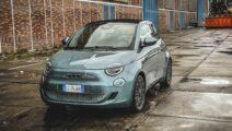 Fiat 500 elektrisch rijtest