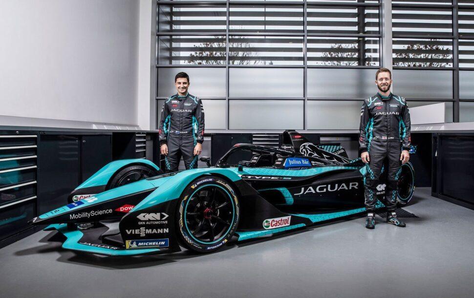Jaguar I-Type 5