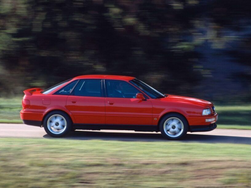 Audi 80 Competition quattro