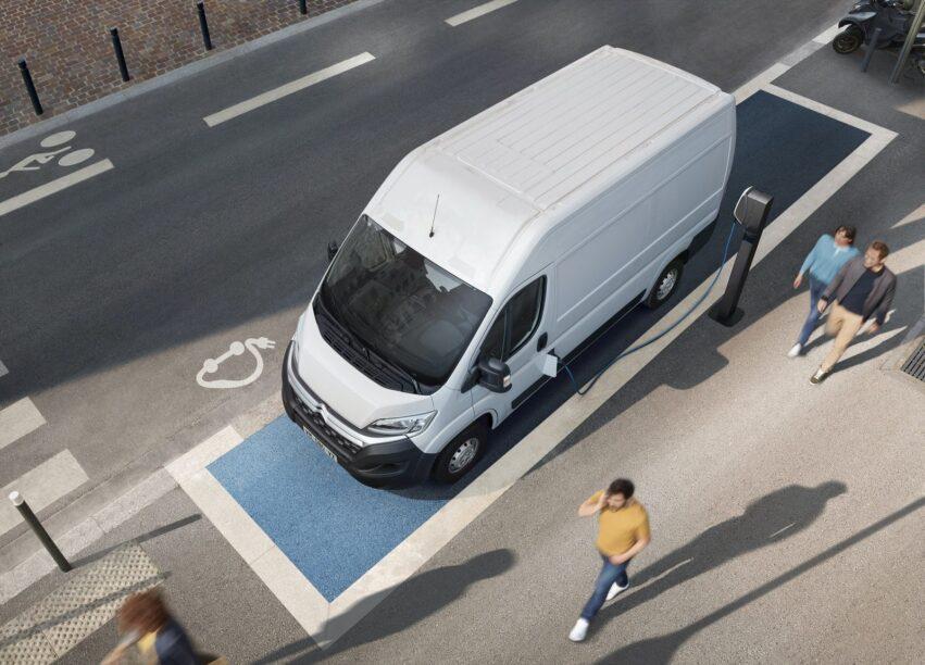 Prijs Citroën ë-Jumper