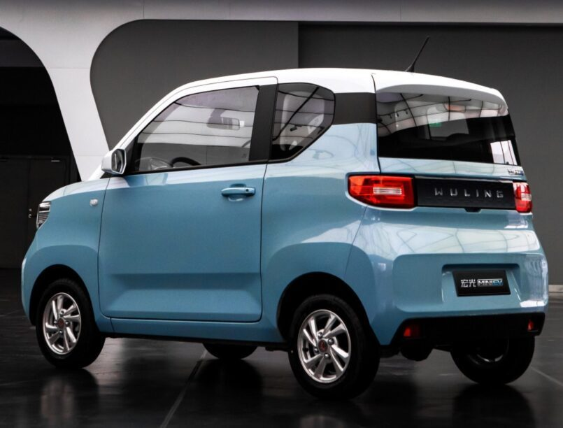 Wuling Hong Guang Mini