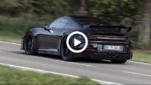 Video - dit is de nieuwe Porsche 911 (992) GT3!