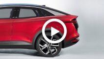 Video - Volkswagen ID.5 met aflopende daklijn laat zich zien