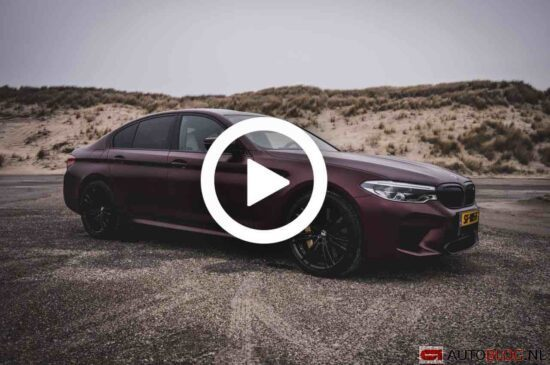 AB Flashback: BMW M5 First Edition rijtest