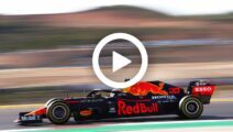 Video: Verstappen haalt Bottas in op Imola