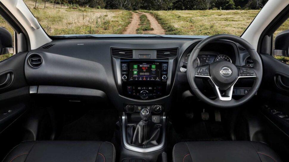 vernieuwde Nissan Navara