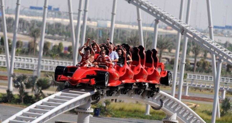 F1 kwalificatie Abu Dhabi