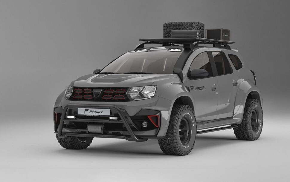 Dacia Duster Off-road Prior Design