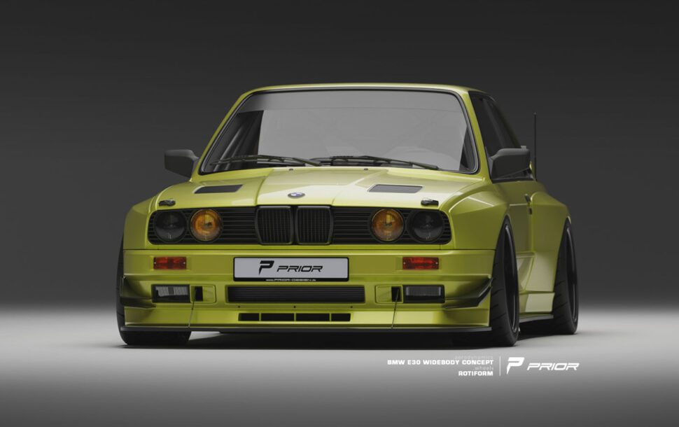 Widebody E30