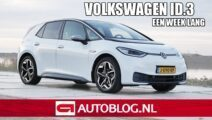 Autoblog video - Een week lang met de Volkswagen ID.3