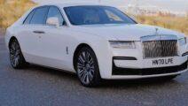 Rolls-Royce Ghost (2021) rij-impressie