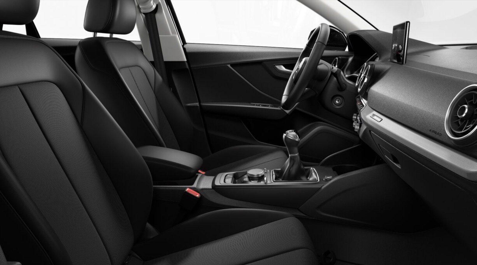 goedkoopste Audi Q2