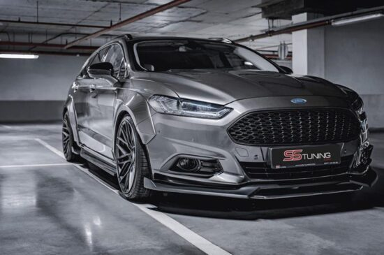 SS Tuning Mondeo
