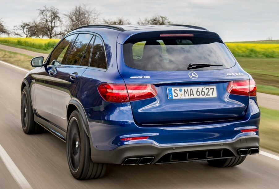 Mercedes-AMG GLC63S 4Matic+