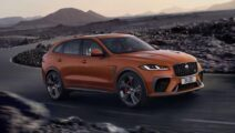 vernieuwde Jaguar F-Pace SVR