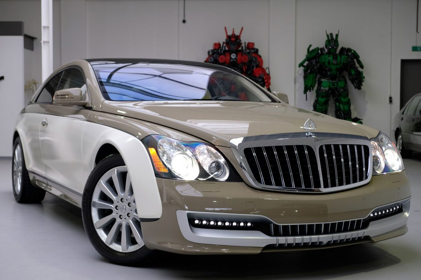 Maybach 57 S Xenatec Coupé ex-Kaddafi