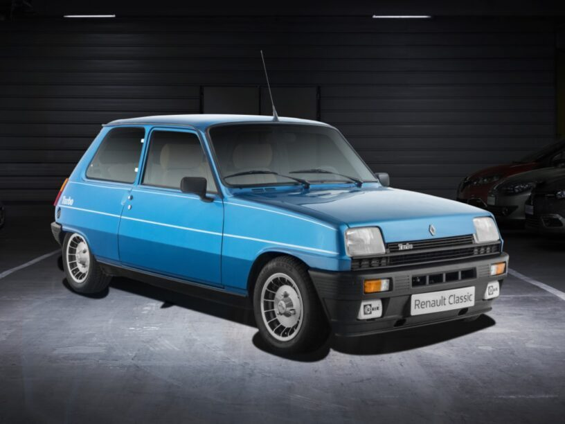 snelle Renault 5