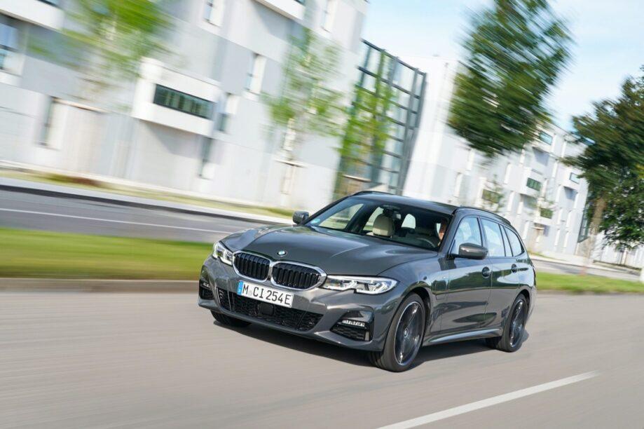 BMW 320e en 520e