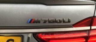BMW M760Li occasion