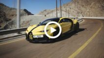 Video: Bugatti Chiron Pur Sport mag los in de bergen