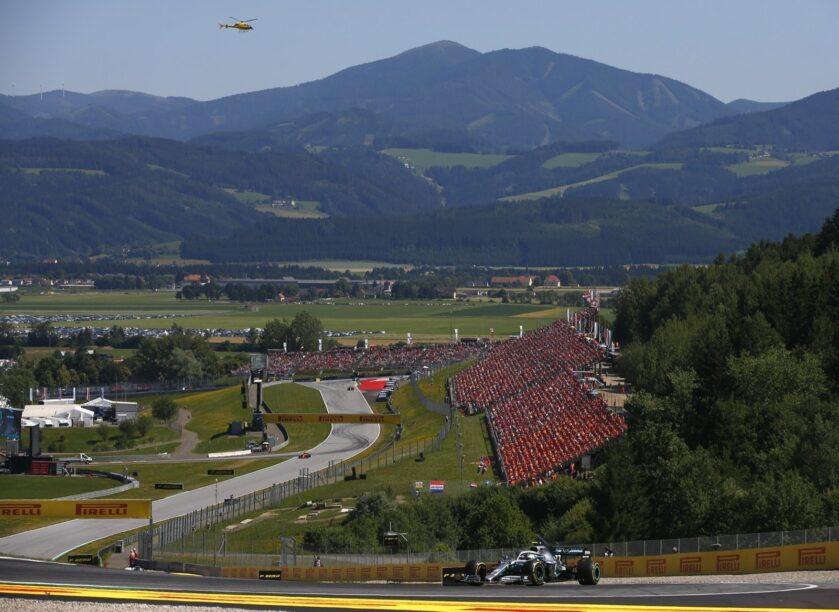 Formule 1 Agenda 2021