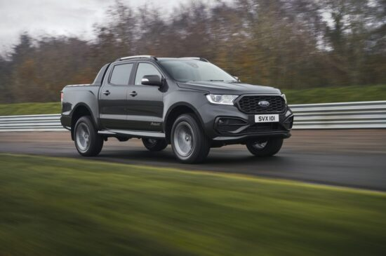 MS-RT Ford Ranger