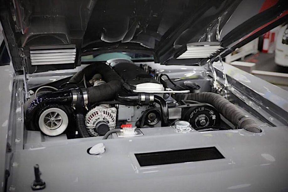 Plymouth Cuda Torc